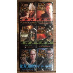 Lord of the Rings CCG - 6 starter decks BUNDLE from Decipher