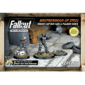 Fallout: Wasteland Warfare – Brotherhood of Steel: Capt. Cade & Danse Box