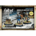 Fallout: Wasteland Warfare – Survivors: Heroes of Sanctuary Hills