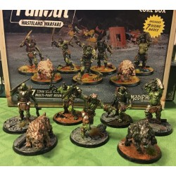 Fallout: Wasteland Warfare – Super Mutants FACTION SET