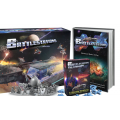 Battlestations second edition + starships pack + advanced rule book