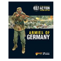 BOLT ACTION - 3 books bundle : Germany, Battle of France & D-Day Overlord