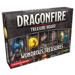 D&D DRAGONFIRE WONDROUS TREASURES MAGIC ITEMS