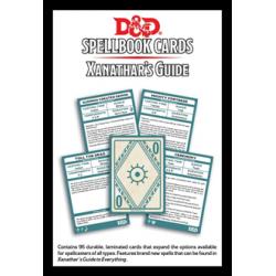 D&D Spell deck - Xanathars