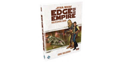 Star Wars RPG : Edge of the Empire Core Rulebook