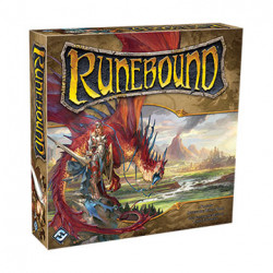 Runebound 3rd Edition Base game