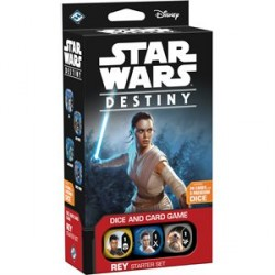 Star Wars Destiny - Rey Starter set (VA)