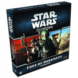 Star Wars - The Card Game - Edge of Darkness Expansion LCG