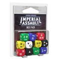 Star Wars - Imperial Assault : Dés supplémentaires