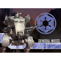 Star Wars - Imperial Assault : General Weiss Villain pack