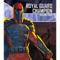Star Wars - Imperial Assault : Royal Guard Champion Villain pack