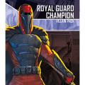 Star Wars - Imperial Assault : Royal Guard Champion Villain pack