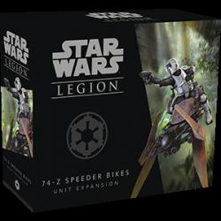 Star Wars Legion - 74-Z Speeder Bikes Unit Expansion