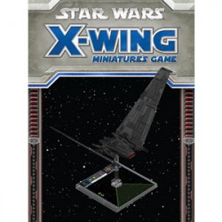 Star Wars X Wing - Upsilon-Class Shuttle  (VA)