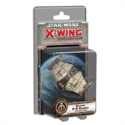 Star Wars X Wing - Scurrg H-6 Bomber (VA)