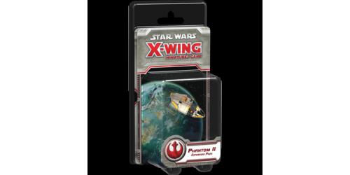 Star Wars X-Wing - Phantom II Expansion Pack