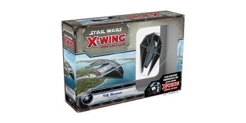 Star Wars X-Wing - TIE Reaper Expansion Pack (En)