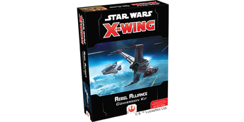 X-Wing Second Edition - Rebel Alliance Conversion Kit