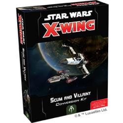 X-Wing Second Edition - Scum and Villainy Conversion Kit