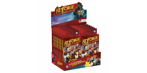 Keyforge - L'appel des Archontes - boite de 12 decks uniques (Fr)