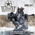 Dust Tactics: Revised Core Set, Fantasy Flight Games