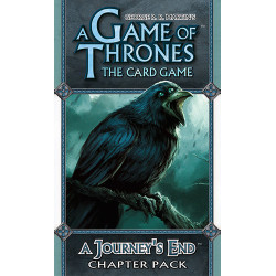 A game of Thrones LCG 1st edition - A journey's end Chapter pack (VA)