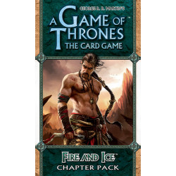 A game of Thrones LCG 1st edition - Fire and Ice (VA)