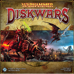 Diskwars core set +  Hammer and Hold Bundle (VA)