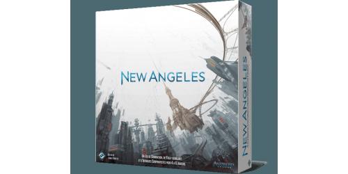 Android Netrunner - New Angeles (Version française)