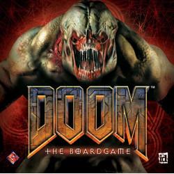 Doom: The Boardgame (2004)  - USED