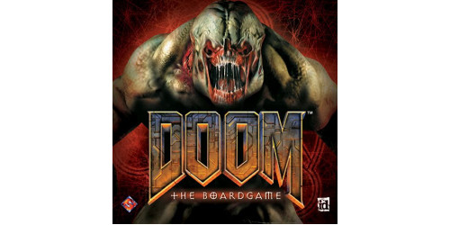Doom: The Boardgame (2004)  - USED