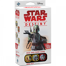 Star Wars Destiny - Boba Fett Starter Set