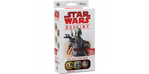 Star Wars Destiny - Boba Fett Starter Set