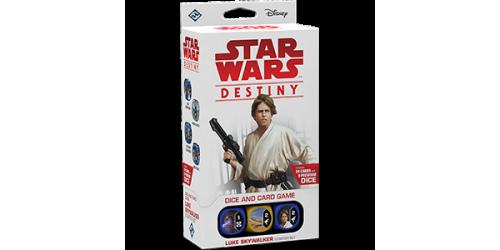 Star Wars Destiny - Luke Skywalker Starter Set