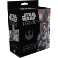 Star Wars Legion : 1.4 FD Laser Cannon Team Unit Expansion