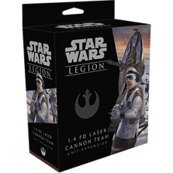 Star Wars Legion : 1.4 FD Laser Cannon Team Unit Expansion