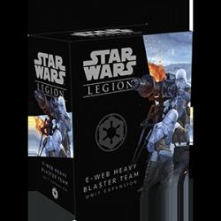 Star Wars Legion : E-Web Heavy Blaster Team Unit Expansion