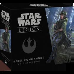 Star Wars Legion : Rebel Commandos Unit Expansion