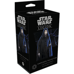 STAR WARS LEGION - EMPEROR PALPATINE Commander Expansion