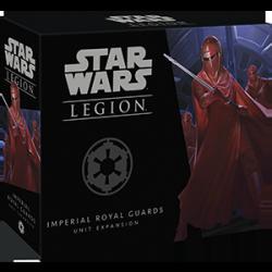 Star Wars Legion : Imperial Royal Guards Unit Expansion