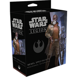 Star Wars Legion : Rebel Specialists Personnel Expansion
