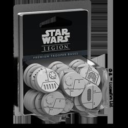Star Wars Legion : Premium Trooper Bases