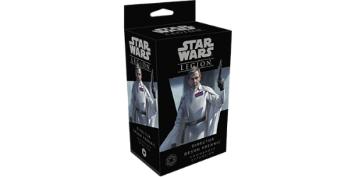 Star Wars Legion : Director Orson Krennic Commander Expansion