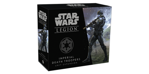 Star Wars Legion : Imperial Death Troopers Unit Expansion