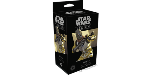 Star Wars Legion : Bossk Operative Expansion