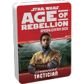 Star Wars RPG Age of Rebellion : Tactician deck
