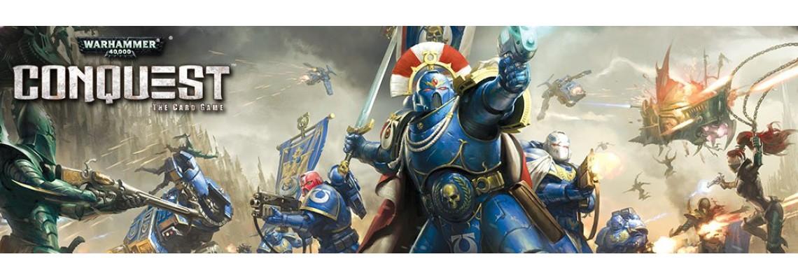 Warhammer Conquest 40K