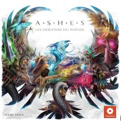 Ashes : Les Héritiers du Phénix + 4 extensions (VF)