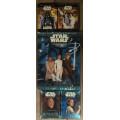 Star Wars TCG - BUNDLE: 1 starter + 4 decks