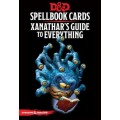 DND SPELLBOOK CARDS XANATHARS GUIDE